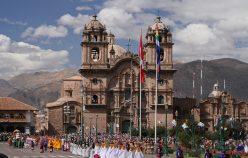 Parade de l'Inti Raymi