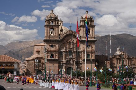 Inti raymi parade
