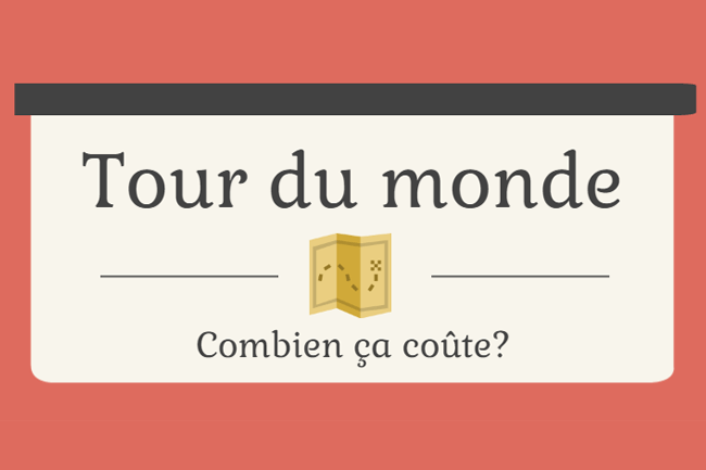 How much does a round the world trip cost le big trip - Combien coute le thermomix ...