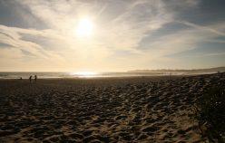 Pause à Stinson Beach