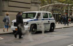 Smoking manhole