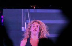 Shakira au parc Bryant