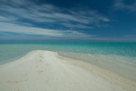 aitutaki, honeymoon island