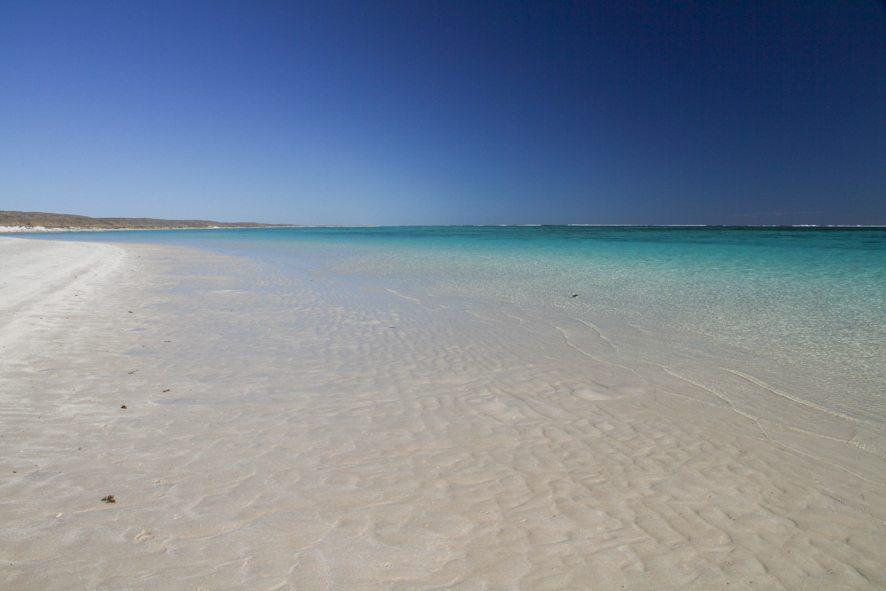 Turquoise bay, cape range WA