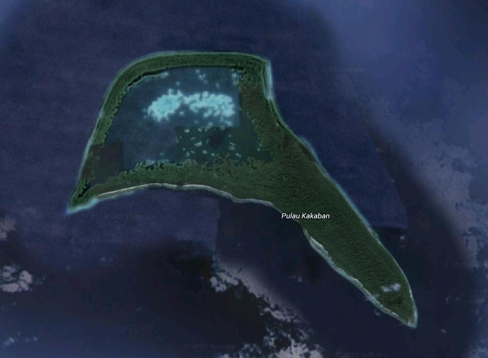 Carte de Kakaban