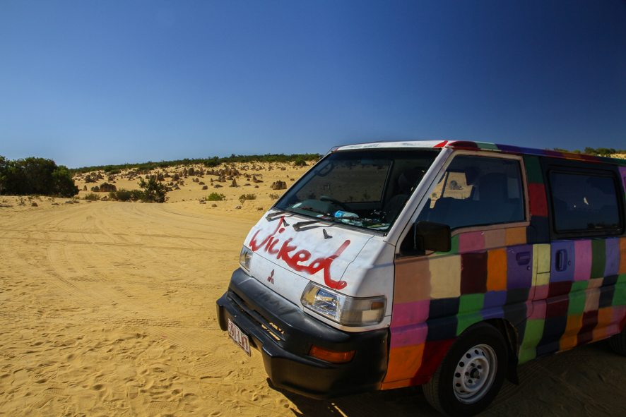 Visit Australia in a campervan from $1/day