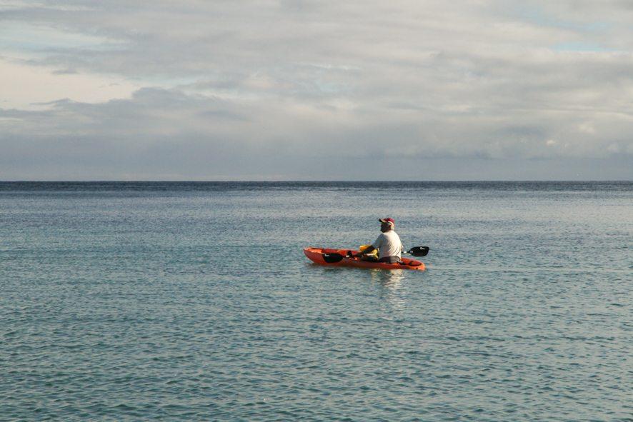 Kayak, Australie