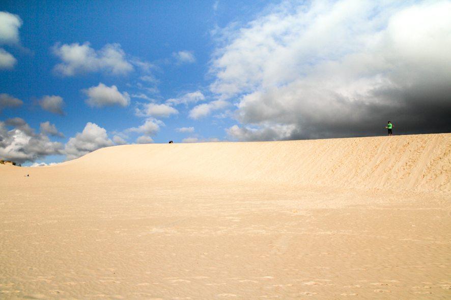Little Sahara, Kangaroo Island sand dunes