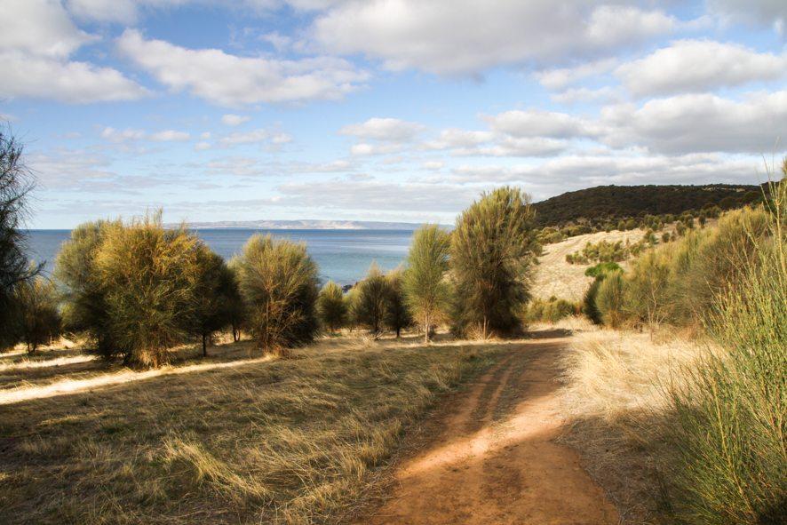 Ironstone Hill walk, Kangaroo Island