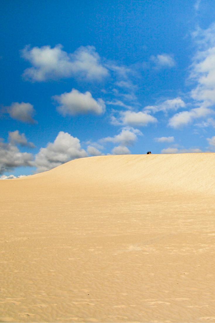 Kangaroo Island, Little Sahara