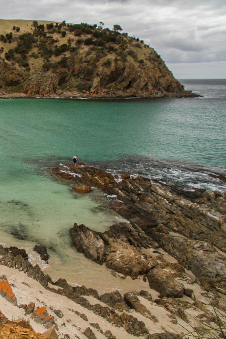 Western River Cove, Kangaroo Island, Australie