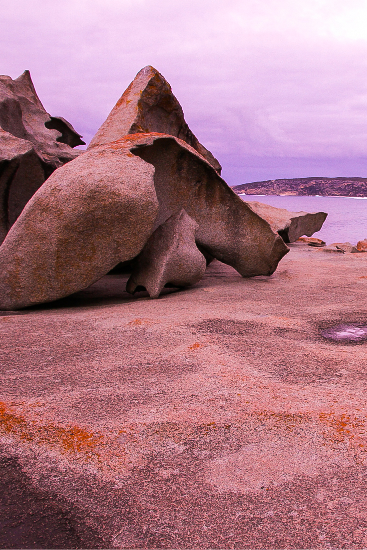 Kangaroo Island, Remarkable Rocks