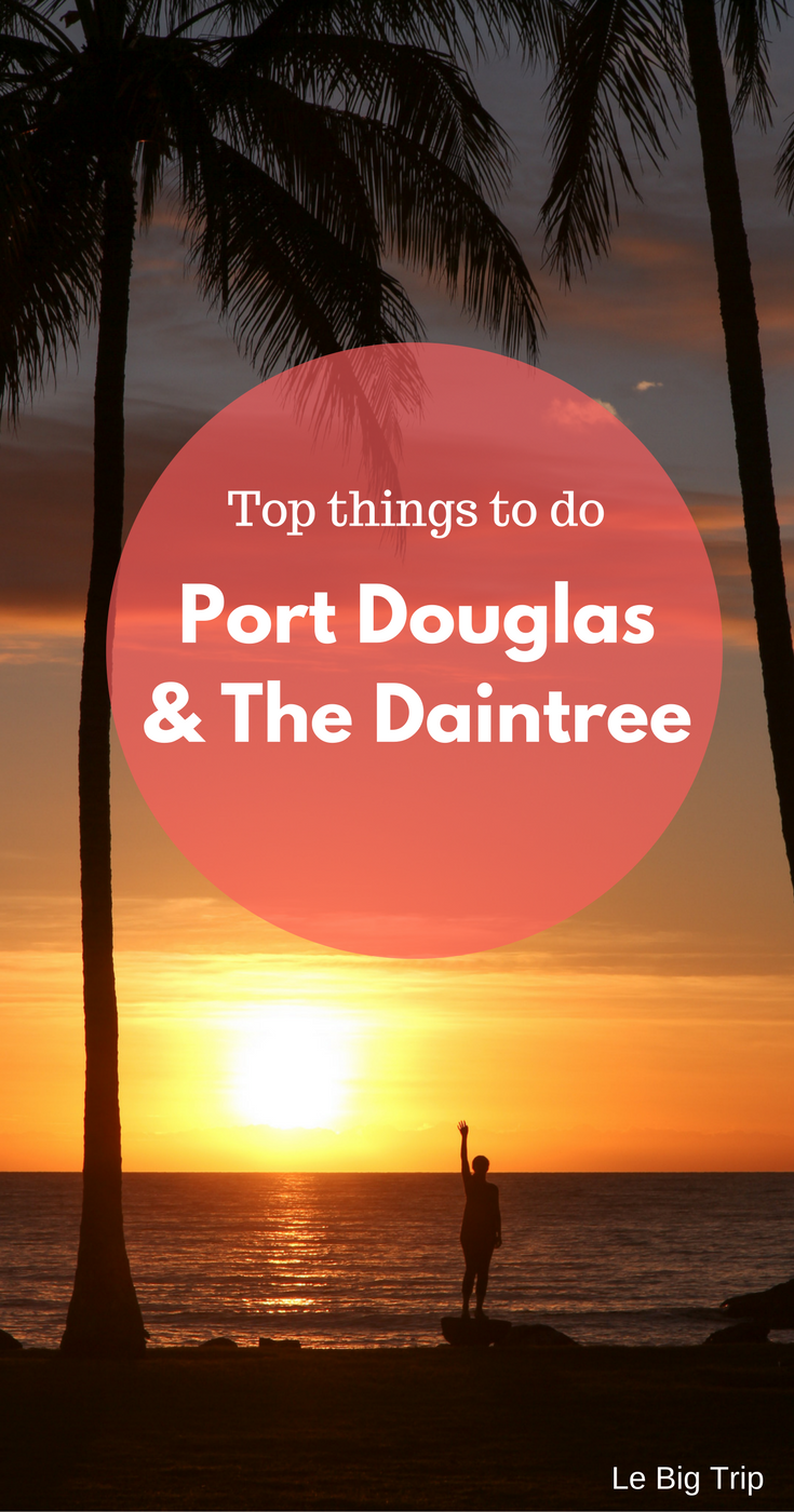 Discover the top things to do when visiting the Daintree rainforest and Port Douglas as well as the best activities for a perfect getaway.