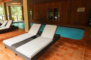 La piscine du Daintree Ecolodge