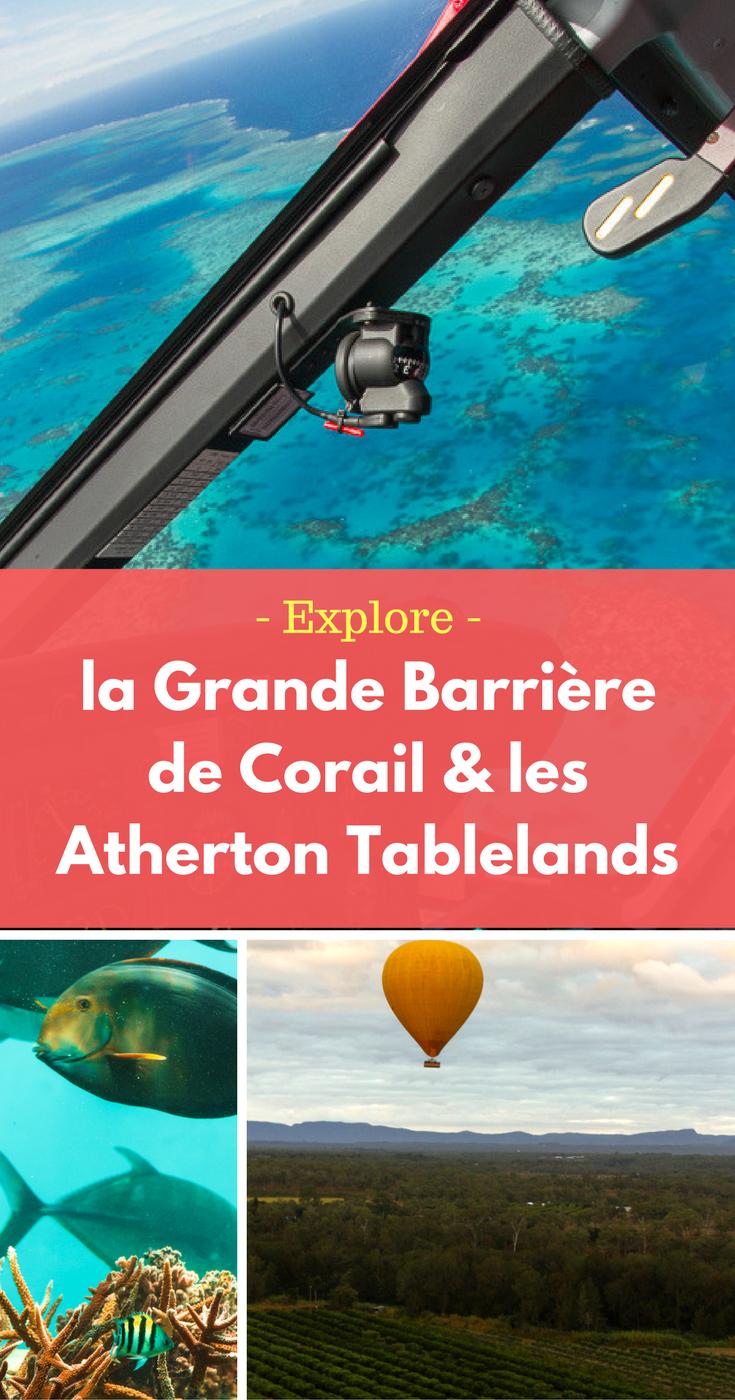 Explorer la Grande Barrière et les Atherton Tablelands