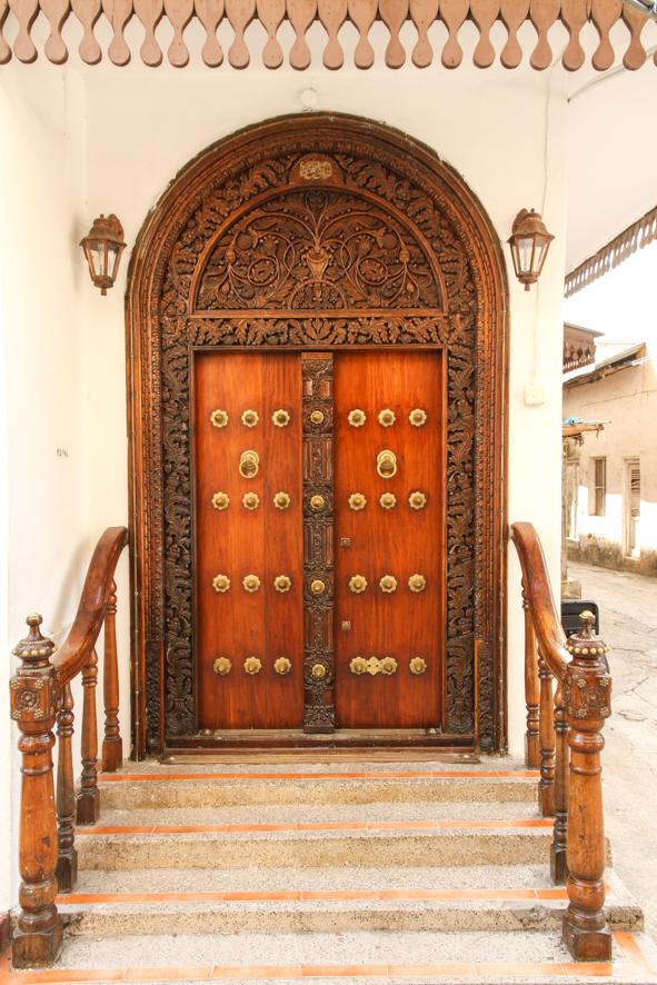 Porte de Zanzibar - Stone Town