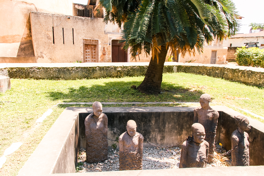 Zanzibar Slave Trade Exhibit