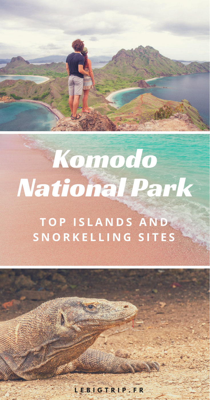 Komodo National Park and top islands to visit