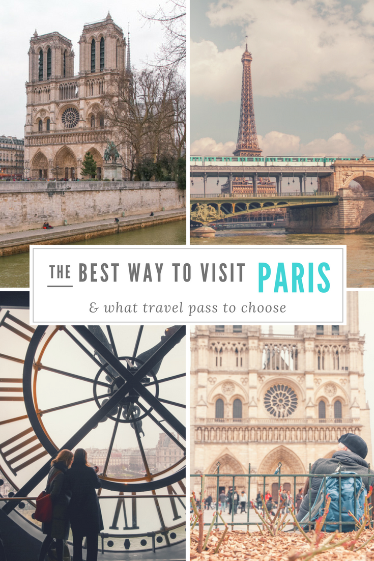 How to choose the right Paris Pass for you