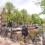 The most beautiful canals of Amsterdam
