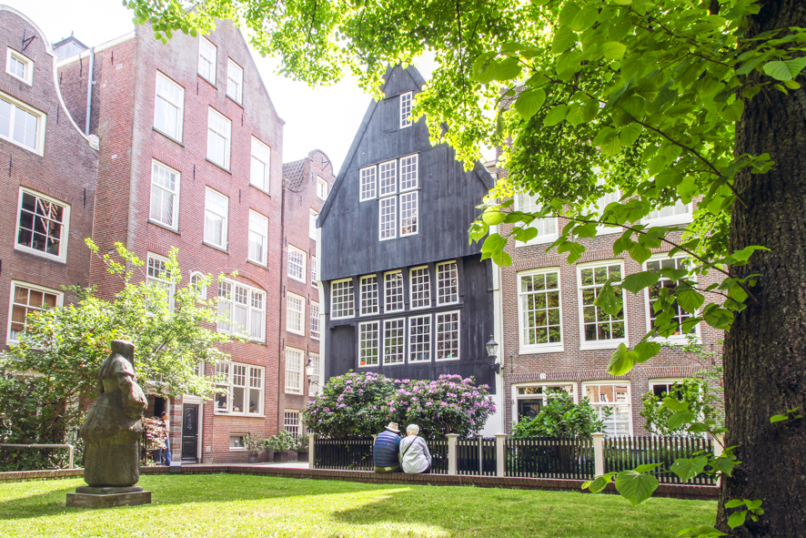 Amsterdam, one of the most beautiful cities in Europe