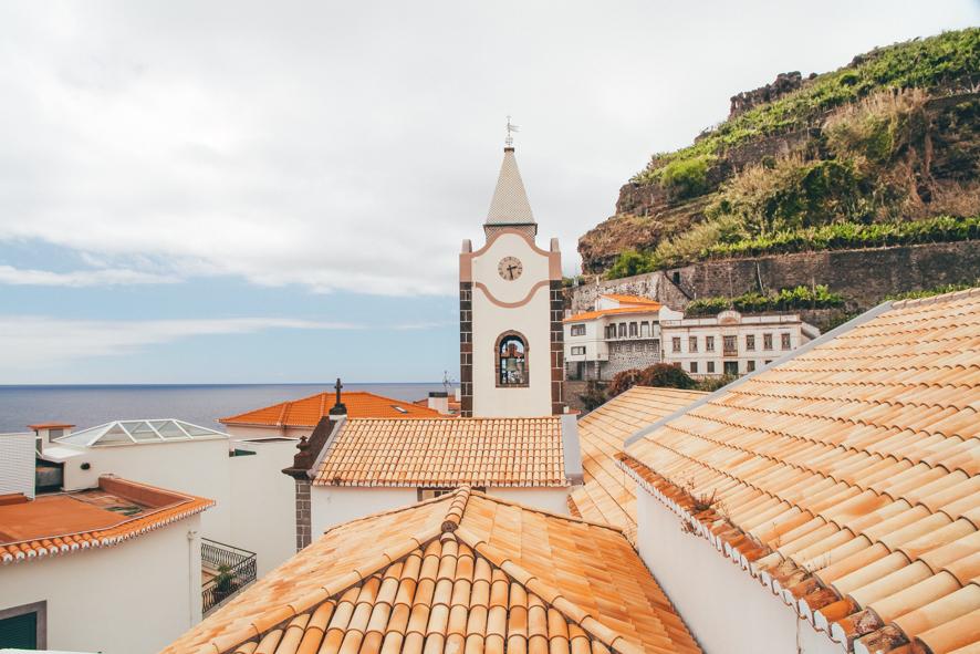 View of Ponta do Sol
