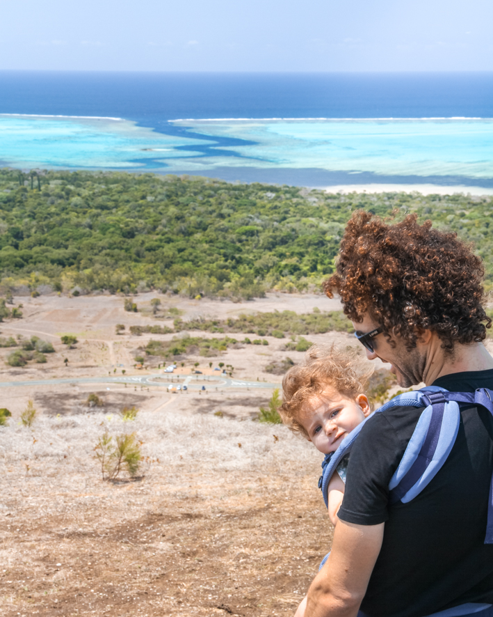 Bourail, New Caledonia with kids